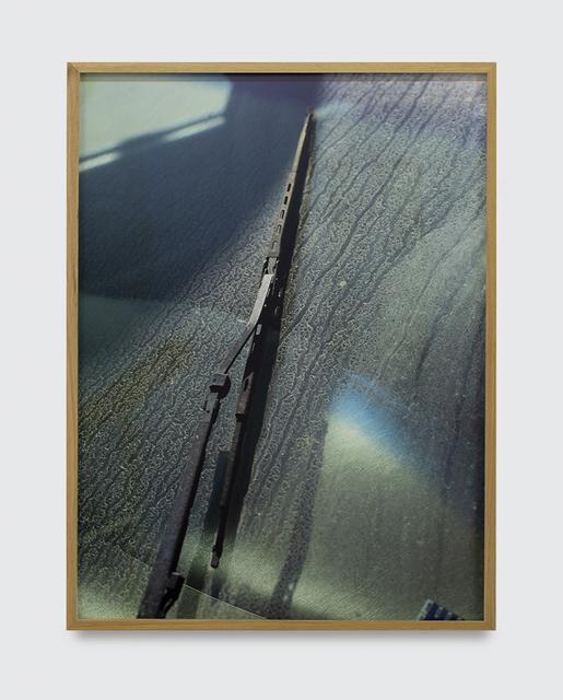 , 'Windshield Wiper,' 2013, V1 Gallery