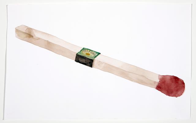 , 'Match-box,' 2010, Galerie Peter Kilchmann