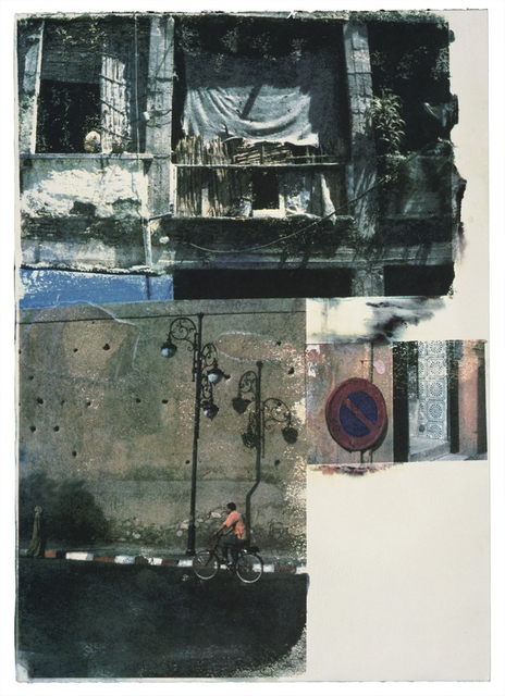 Robert Rauschenberg, 'Winner Spinner', 2000, Alan Avery Art Company