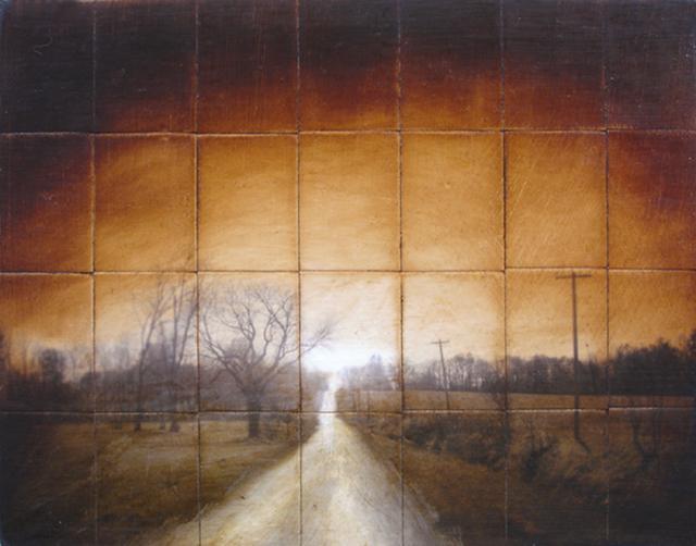 , 'Brown's Church Road III,' 2007, Newzones