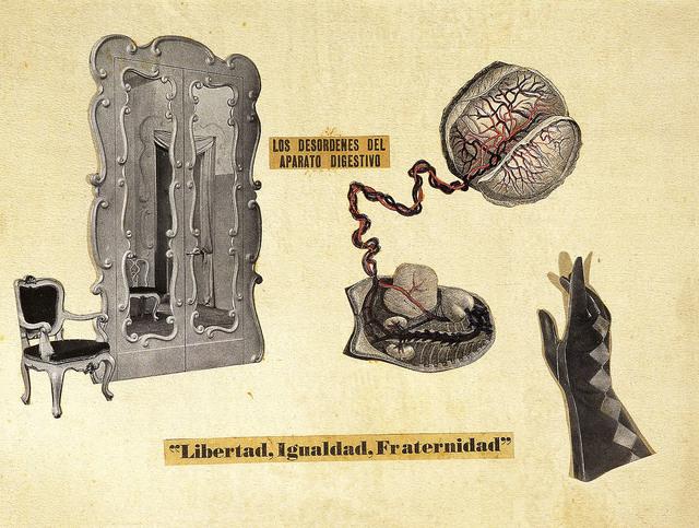 , 'Los desordenes del aparato digestivo,' 1938, Jorge Mara - La Ruche