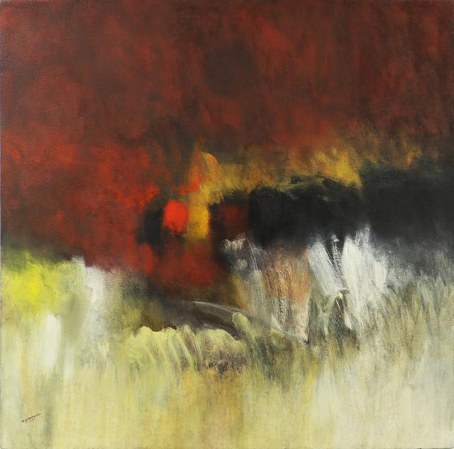 , 'Abstract 4 ,' 1996, Art Agenda, S.E.A.