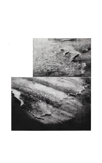 , 'Iceberg,' 2014, MATÈRIA