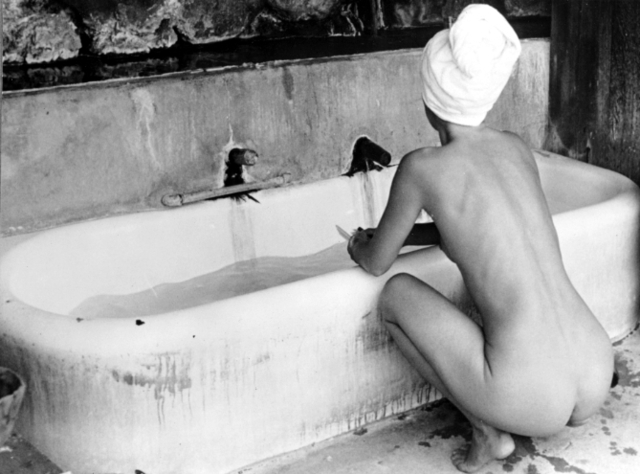 , 'Sulphur Bath, Big Sur, California,' 1949, Robert Mann Gallery