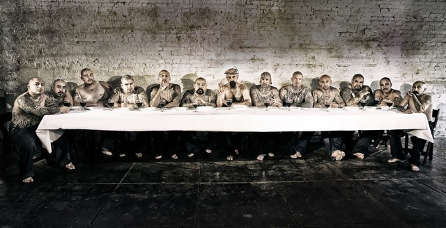 Bjoern Thomas, 'The Last Supper', 2016, Photography, Fine art print, Laurent Marthaler Contemporary