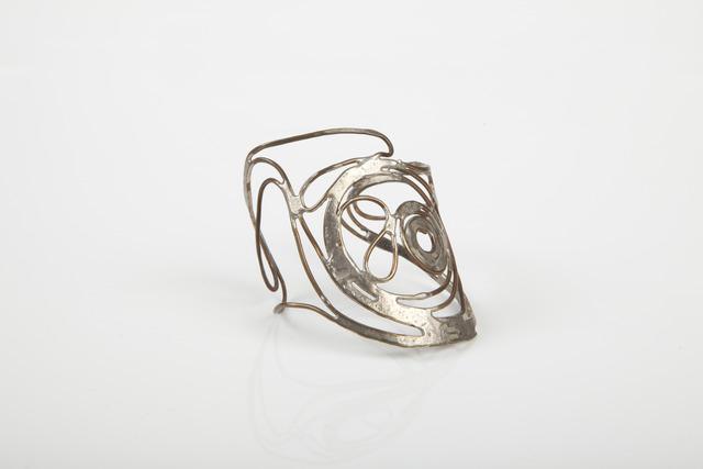 , 'Copper wire cuff with silver solder,' ca. 1950s, Didier Ltd.