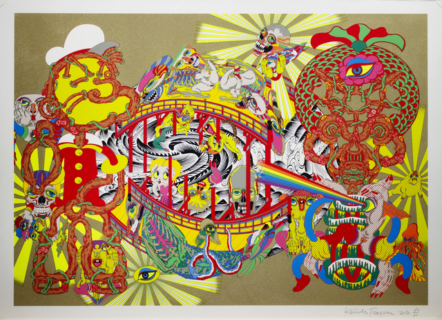 , 'Lost and wandering Bridge # 11,' 2012, Minnano Gallery