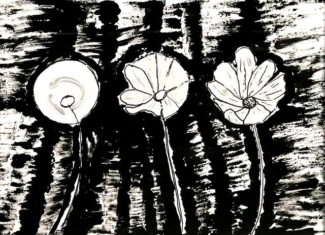 Isabelle Mahaut, 'Les Marguerites', 2019, Galerie Libre Est L'Art