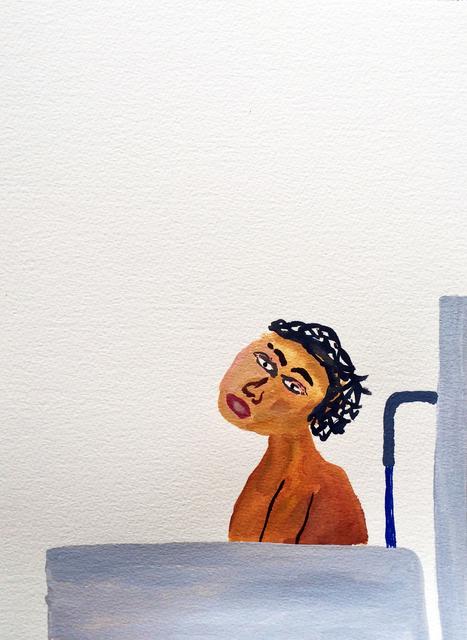 , 'Men in Baths 5,' 2015, Childs Gallery