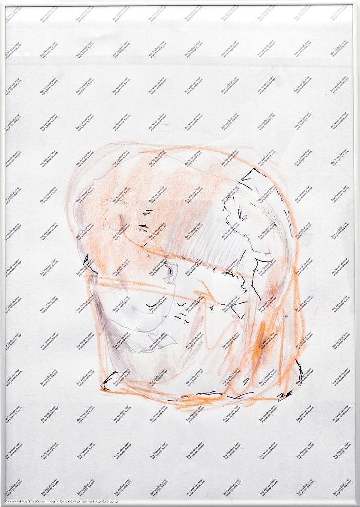 Scanned Spiritual Drawing