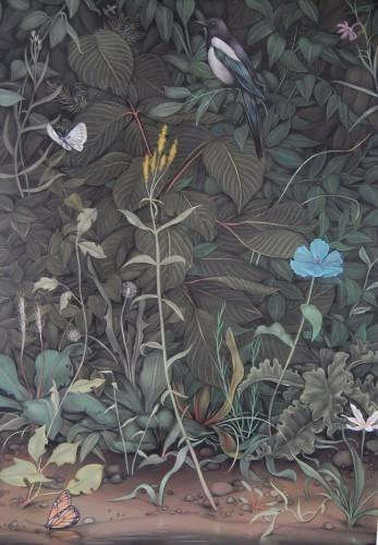 , 'Eunuch Tapestry 5 (detail),' 2014, Paul Petro Contemporary Art