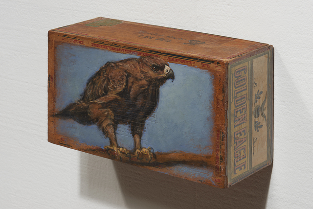 , 'Golden Eagle,' 2002, Paul Thiebaud Gallery