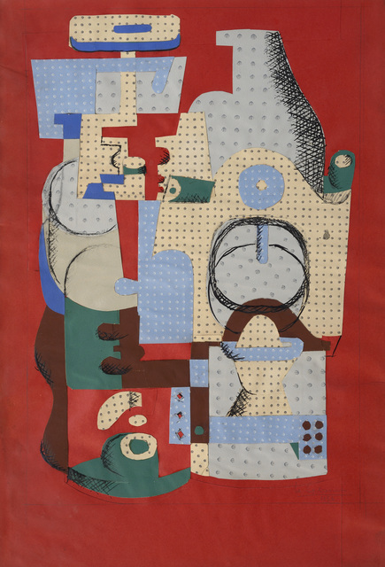 , 'Nature morte au coquetier,' 1936, Galerie Zlotowski