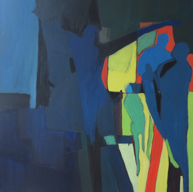 , 'Surrender,' 2017, Opulent Living Gallery