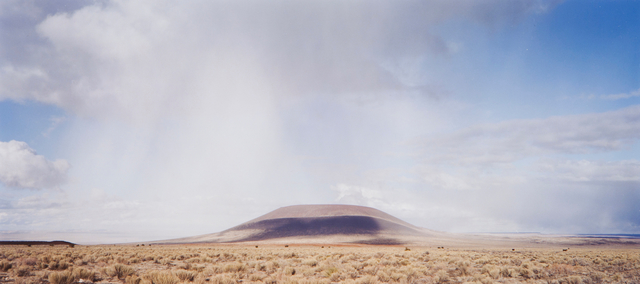 """Florian Holzherr, '""""The Roden Crater (View from the Southwest)"""", 2001/2002', Veritas"""