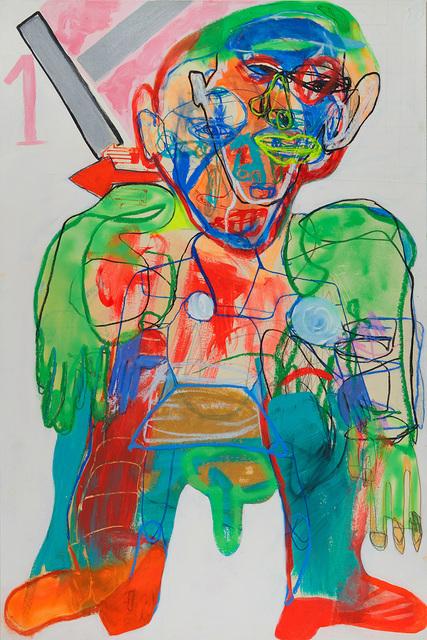 , 'L'ouvrier,' 2016, Cavin Morris Gallery