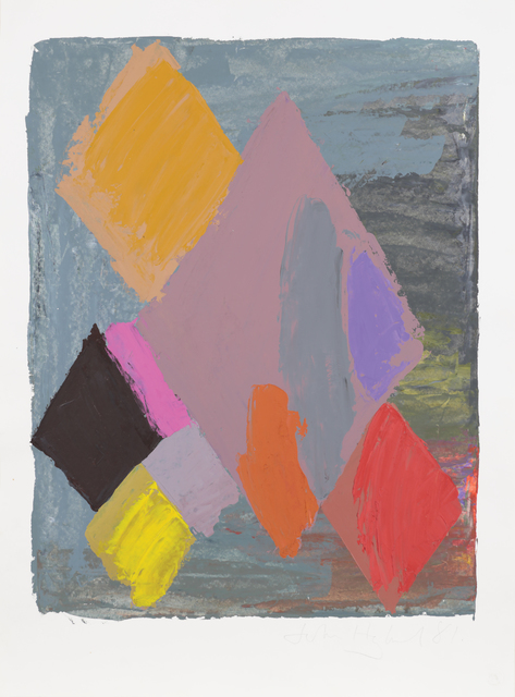 John Hoyland, 'Untitled', 1981, Bernard Jacobson Gallery