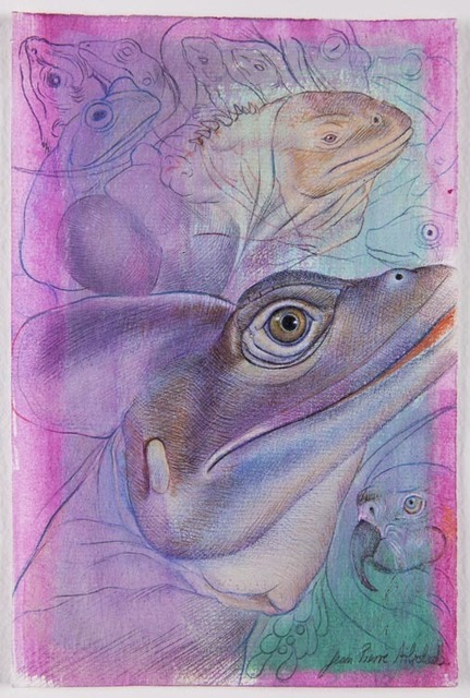 , 'Creatures Sketch,' 2013, AFA Gallery