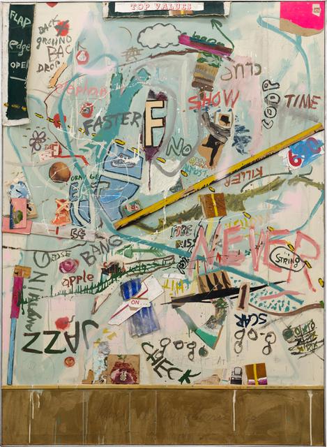 , 'Top Values,' 1963-1964, Häusler Contemporary