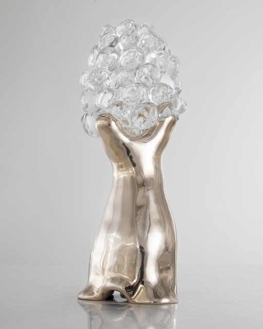 , 'Small Baobab with a cast bronze base and handblown glass globe,' 2014, R & Company