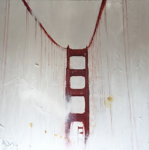 , 'Golden Gate Bridge #3,' 2018, Studio Shop Gallery