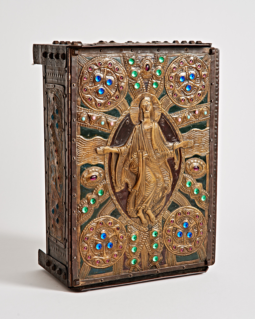 , 'Pentecost Jeweled Metal Box,' ca. 1895, Jason Jacques Gallery