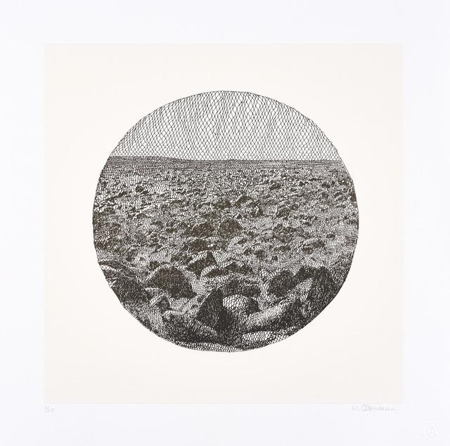 , 'Cradle IV (landscape),' 2015, Goodman Gallery