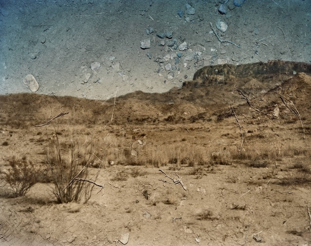 , 'View Looking Southeast Toward The Chisos Mountains. Big Bend National Park, Texas,' 2010, Jackson Fine Art