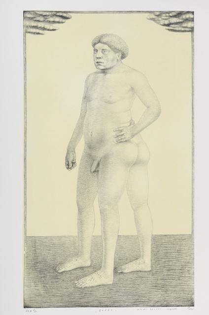 , 'Daddy,' 2003, Hieronymus