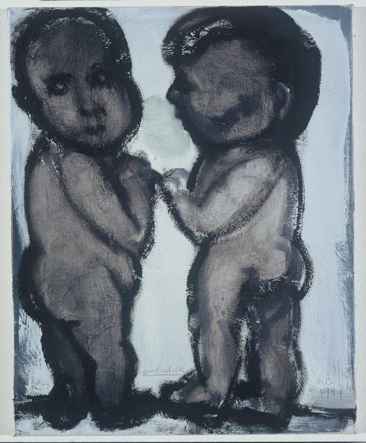 , 'Good Advice ,' 1991, Galerie Isabella Czarnowska