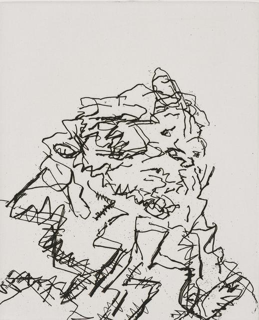 , 'J.Y.M.,' 1989, Marlborough London