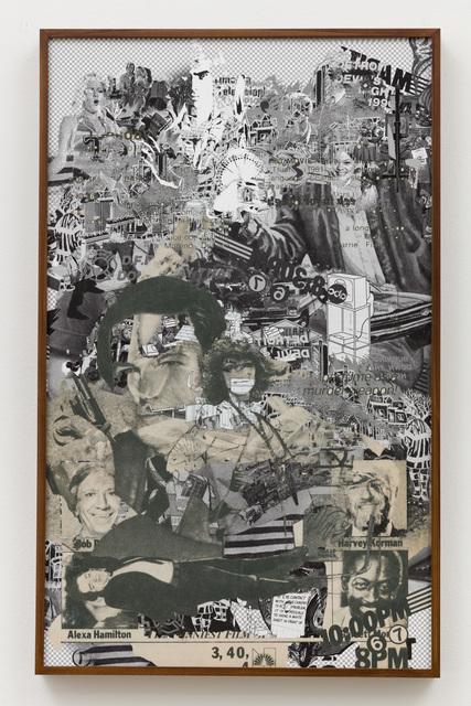 , 'White Flight,' 2019, Anat Ebgi