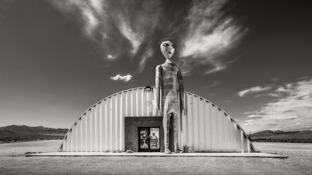 , 'Alien Research Center, Crystal Springs, Nevada,' 2018, Soho Photo Gallery