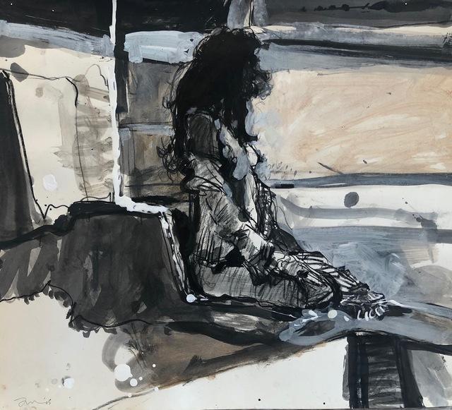, 'Lisa Day Night,' 2005, Andra Norris Gallery