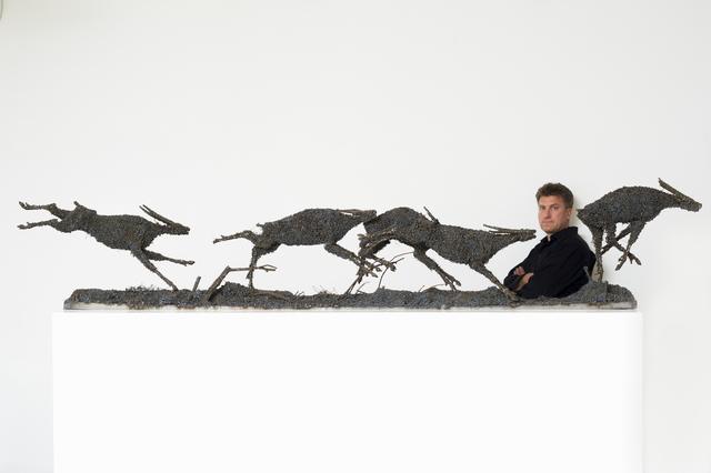Mirsad Herenda, 'O.T. ( Rabbit)', 2011, GALERIE BENJAMIN ECK