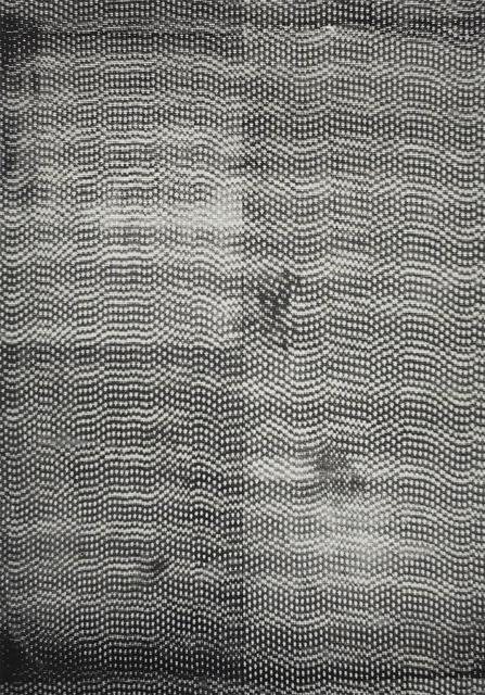 , 'White Noise VI,' 2009, Van Zijll Langhout / Contemporary Art