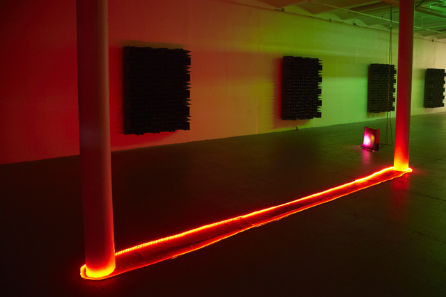, 'Preoccupied Waveforms,' 2012, Serpentine Galleries