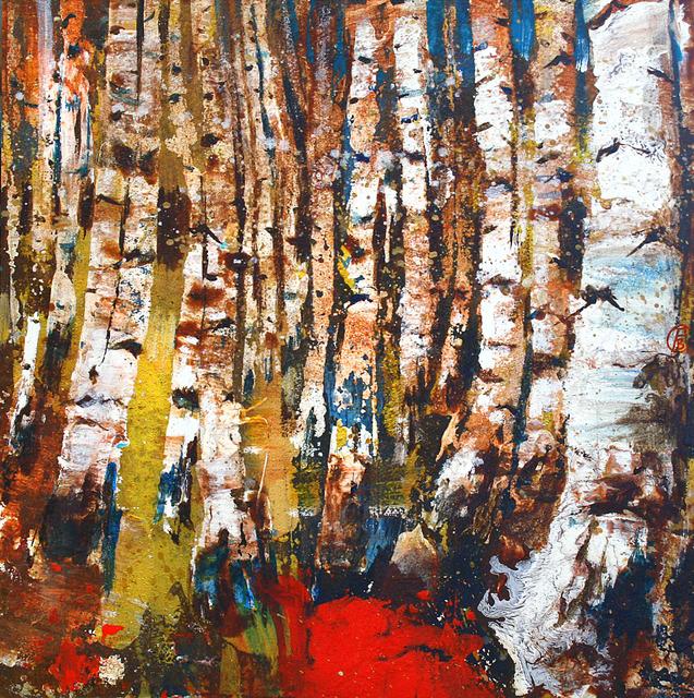 Alessandro Busci, 'Beltulle Oro', 2019, Barbara Paci Art Gallery