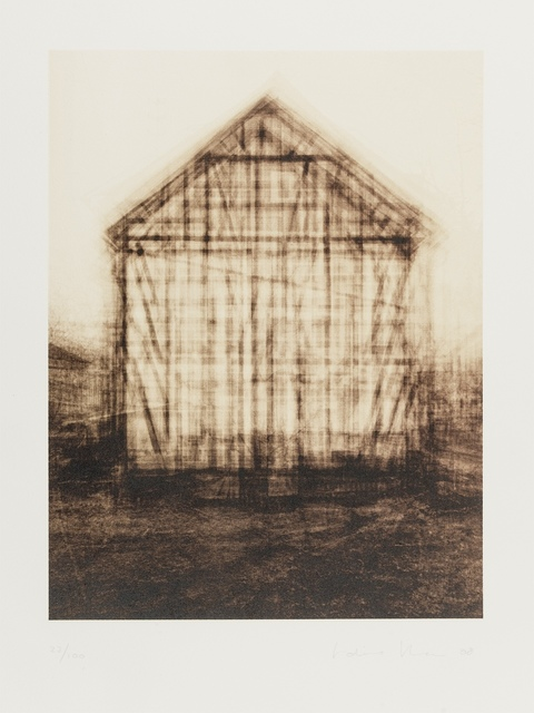 Idris Khan, 'Every...Bernd and Hilla Becher Gable Sided Houses', 2008, Forum Auctions