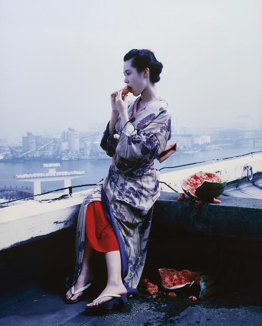 Nobuyoshi Araki, 'Colourscapes', 1991, Phillips