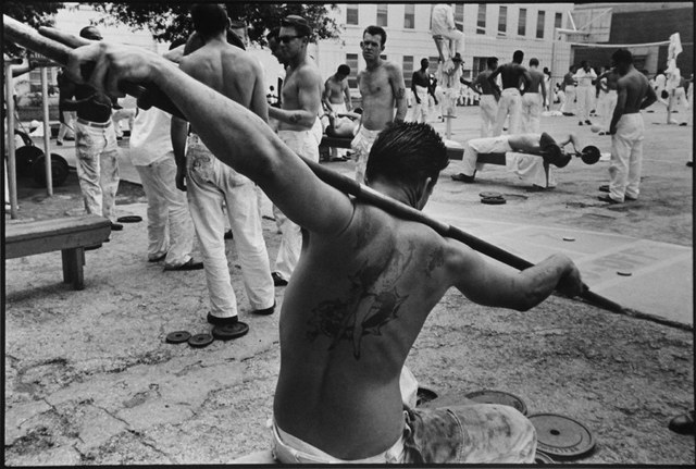 Danny Lyon, 'The Yard', 1968/2011, ClampArt