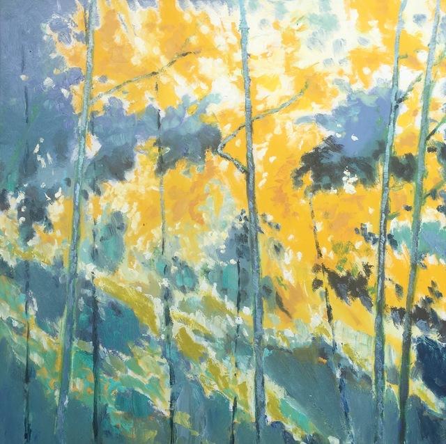 , 'Across the Valley #1,' 2016, Desta Gallery