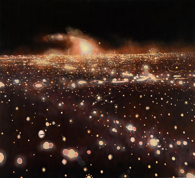 , 'Burning Man #1 ,' 2019, Mark Moore Fine Art