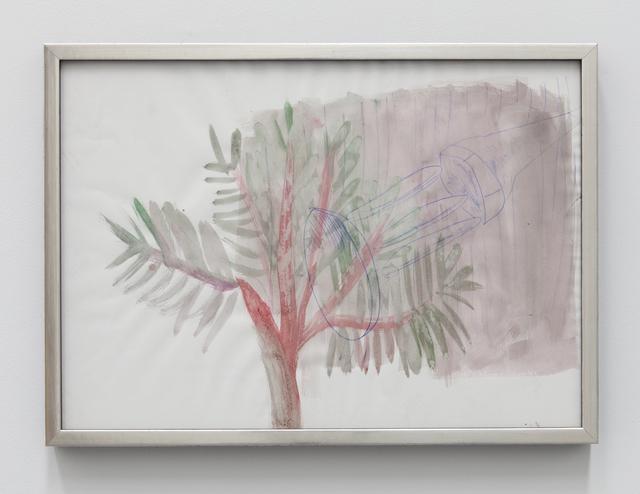 , 'Plant en Ruimtevaart (Plant & Space),' 2017, Tatjana Pieters