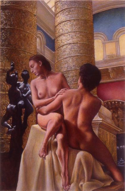 , 'The Cast Room,' 1998, Koplin Del Rio