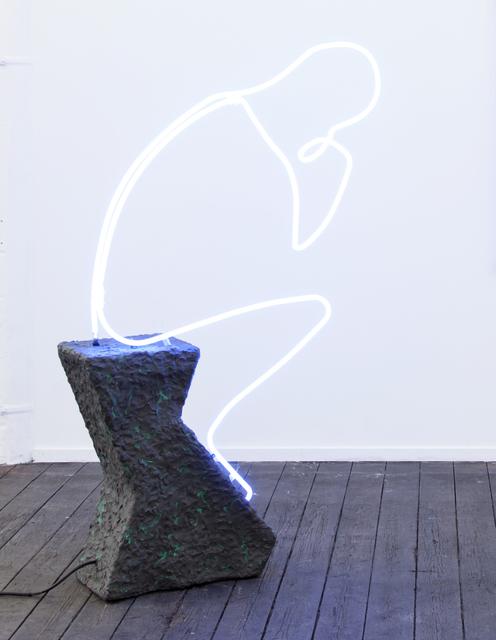 , 'Der Denker,' 2015, Galerie Kandlhofer
