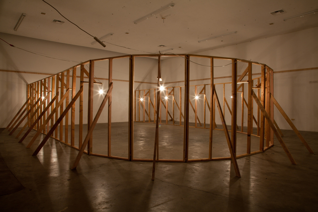 , 'New Structures, New Orientations,' 2013, Hammer Museum