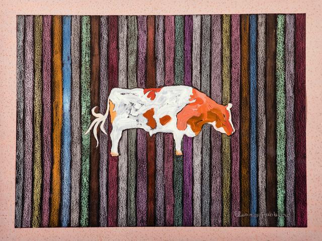, 'Ox Trot,' 2010, Walter Wickiser Gallery