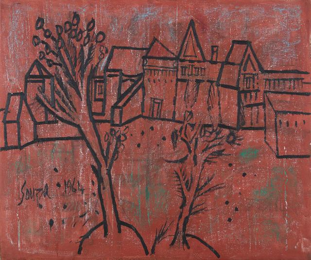 , 'Untitled (Landscape),' 1964, DAG