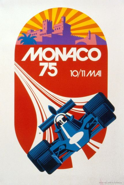 , 'Monaco Grand Prix 1975,' 1991, ArtWise